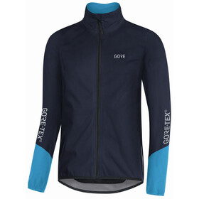 GORE WEAR C5 Gore-Tex Active Jacket Herre orbit blue/dynamic cyan